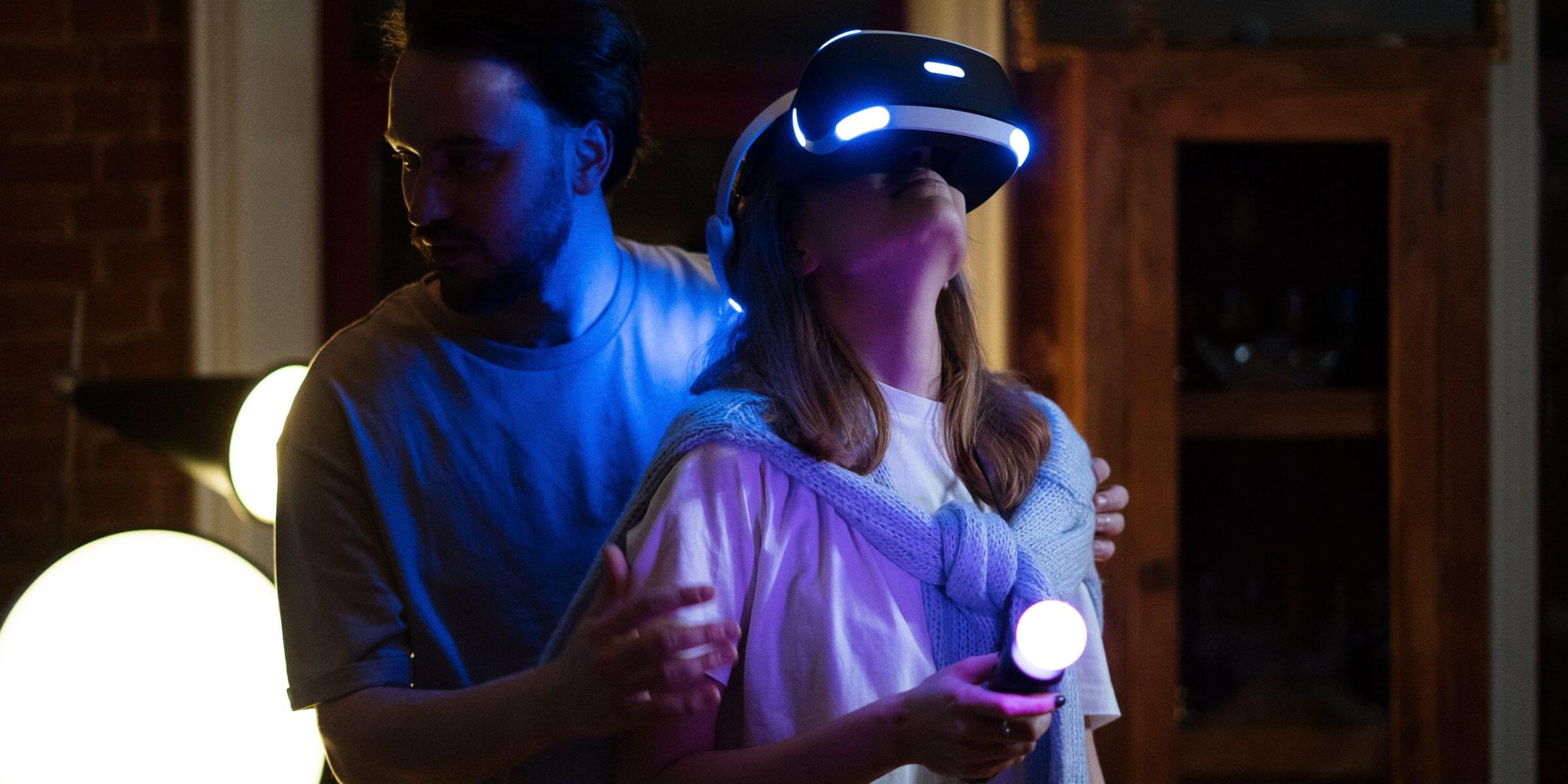 Virtual Reality… For More Than Just Gaming.
